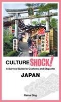 Cultureshock! Japan   Raina Ong  