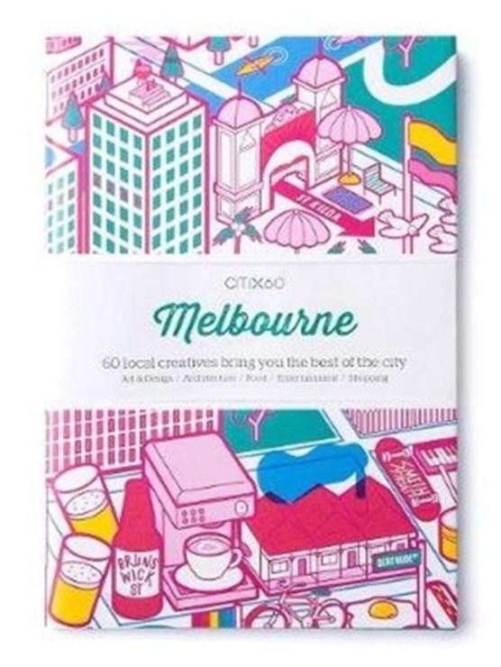 Citix60 city guides - melbourne