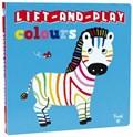 Lift-and-Play Colours (UK Edition)   Emiri Hayashi  