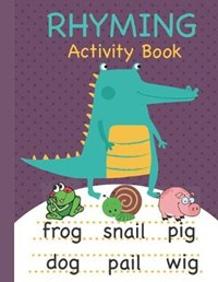 Rhyming Activity Book   Busy Hands Books  