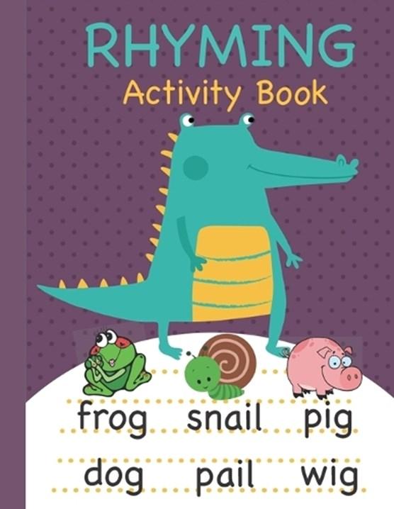 Rhyming Activity Book