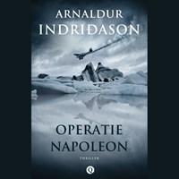 Operatie Napoleon   Arnaldur Indridason  