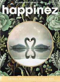 Happinez Spirituele scheurkalender 2021   Lisette Thooft  