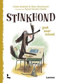 Stinkhond gaat naar school   Colas Gutman  