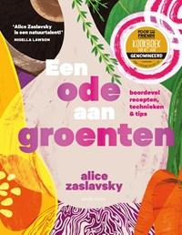 Een ode aan groenten   Alice Zaslavsky  