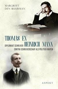 Thomas en Heinrich Mann   Margreet den Buurman  