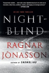NIGHTBLIND | Ragnar Jonasson |