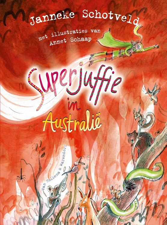 Superjuffie in Australië