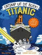 Ontsnap uit dit boek - Titanic
