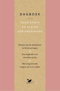 Dagboek voor grote en kleine herinneringen | Elma van Vliet |