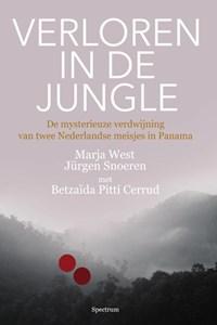 Verloren in de jungle   Marja West ; Jürgen Snoeren  