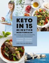 Keto in 15 minuten - Mediterraan   Julie Van den Kerchove  