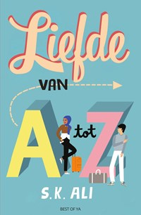 Liefde van A tot Z | S.K. Ali |