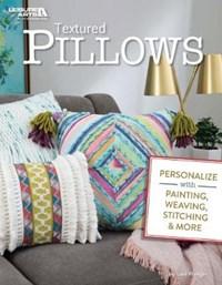 Textured Pillows | Lori Wenger |