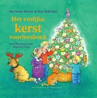 Het vrolijke kerst voorleesboek   Marianne Busser; Ron Schröder  