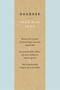 Dagboek voor mijn zoon | Elma van Vliet |