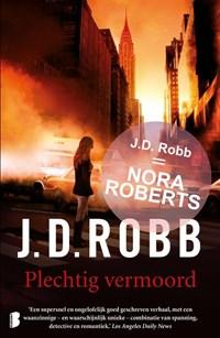 Plechtig vermoord | J.D. Robb |