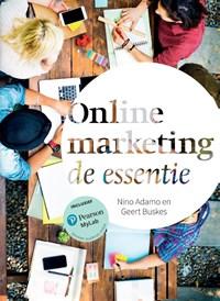 Online marketing | Nino Adamo ; Geert Buskes |