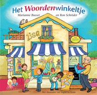Het woordenwinkeltje   Marianne Busser ; Ron Schröder  