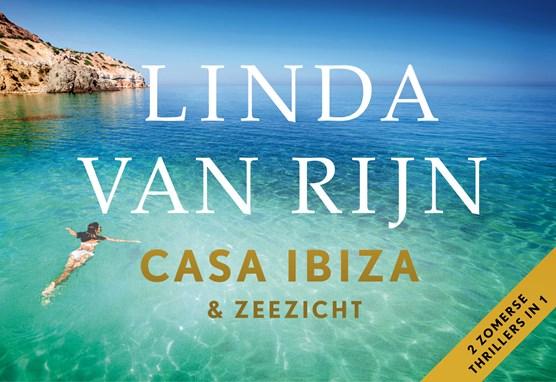 Casa Ibiza + Zeezicht