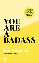 You are a badass | Jen Sincero |