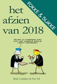 Het afzien van 2018 | John Reid ; Bastiaan Geleijnse ; Jean-Marc van Tol |