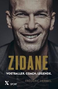 Zidane   Frédéric Hermel  