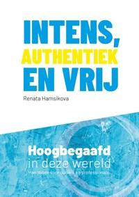 Intens, authentiek en vrij   Renata Hamsikova  