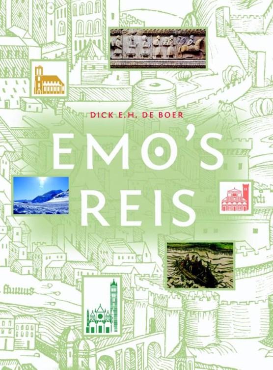 Emo's Reis. Een historisch-culturele ontdekkingstocht door Europa in