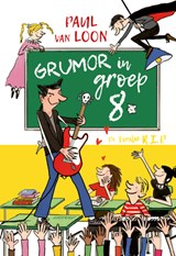 Grumor in groep 8   Paul van Loon   9789025880187