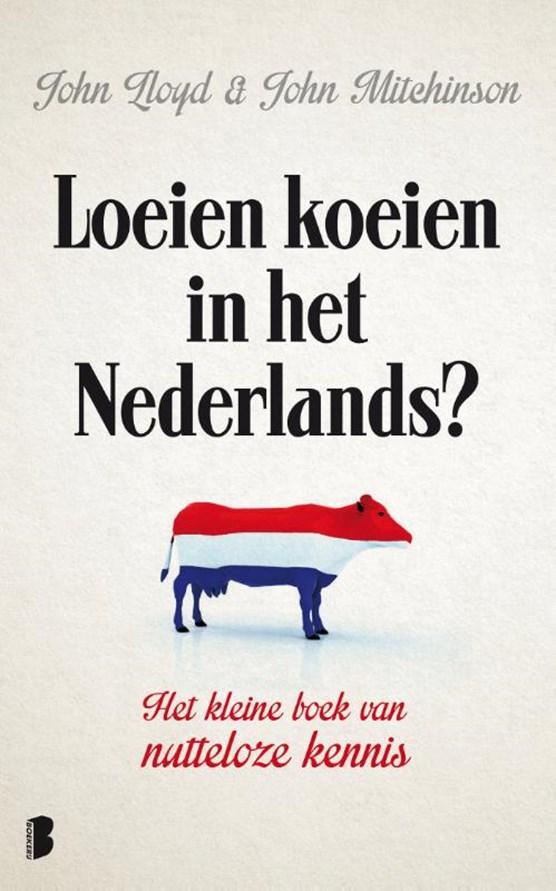 Loeien koeien in het Nederlands