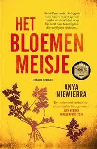 Het bloemenmeisje   Anya Niewierra  