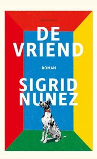 De vriend   Sigrid Nunez  