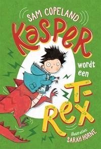 Kasper wordt een T. rex | Sam Copeland |