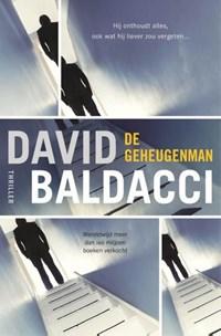 De geheugenman | David Baldacci |