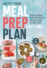 Meal prep plan   Sally O'neil  