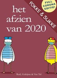 Het afzien van 2020   John Reid ; Bastiaan Geleijnse ; Jean-Marc van Tol  