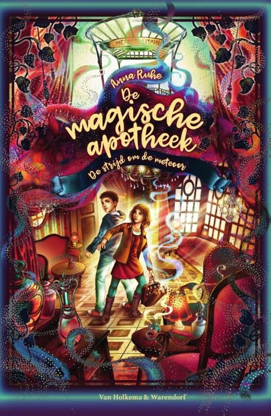 De magische apotheek - De strijd om de meteoor