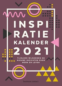 Inspiratiekalender 2021   . (red.)  