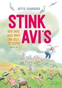 Stink AVI's   Jette Schroder  
