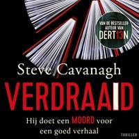 Verdraaid | Steve Cavanagh |