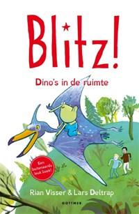 Dino's in de ruimte | Rian Visser |