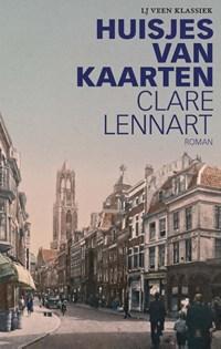 Huisjes van kaarten | Claire Lennart |