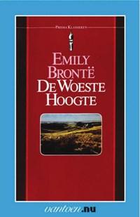 De woeste hoogte   Emily Brontë  