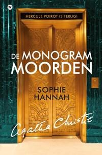De monogram moorden   Sophie Hannah  