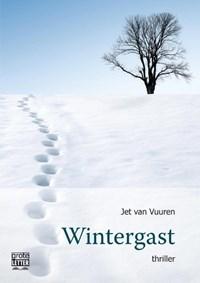 Wintergast -grote letter uitgave   Jet van Vuuren  