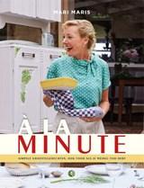 A la minute - gesigneerde editie | Maris, Mari | 2000000006192