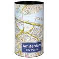Amsterdam City Puzzle - legpuzzel 500 stuks - afmetingen 48 x 36cm | auteur onbekend |