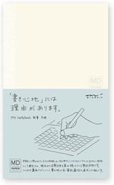MIDORI NOTEBOOK B6 SLIM GRID | auteur onbekend | 4902805150026