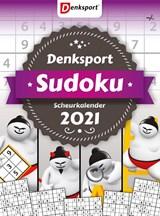 Scheurkalender Sudoku 2021   auteur onbekend   8710835827933